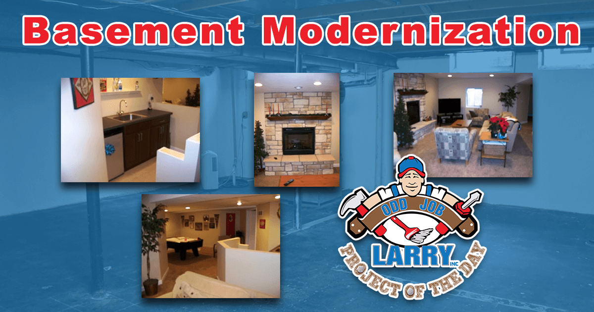 Basement Modernization