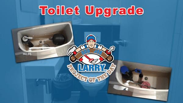 handyman toilet upgrade kenosha