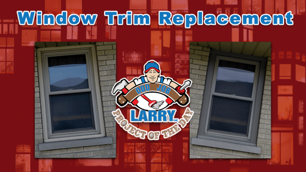 handyman window trim replacement kenosha racine lake county