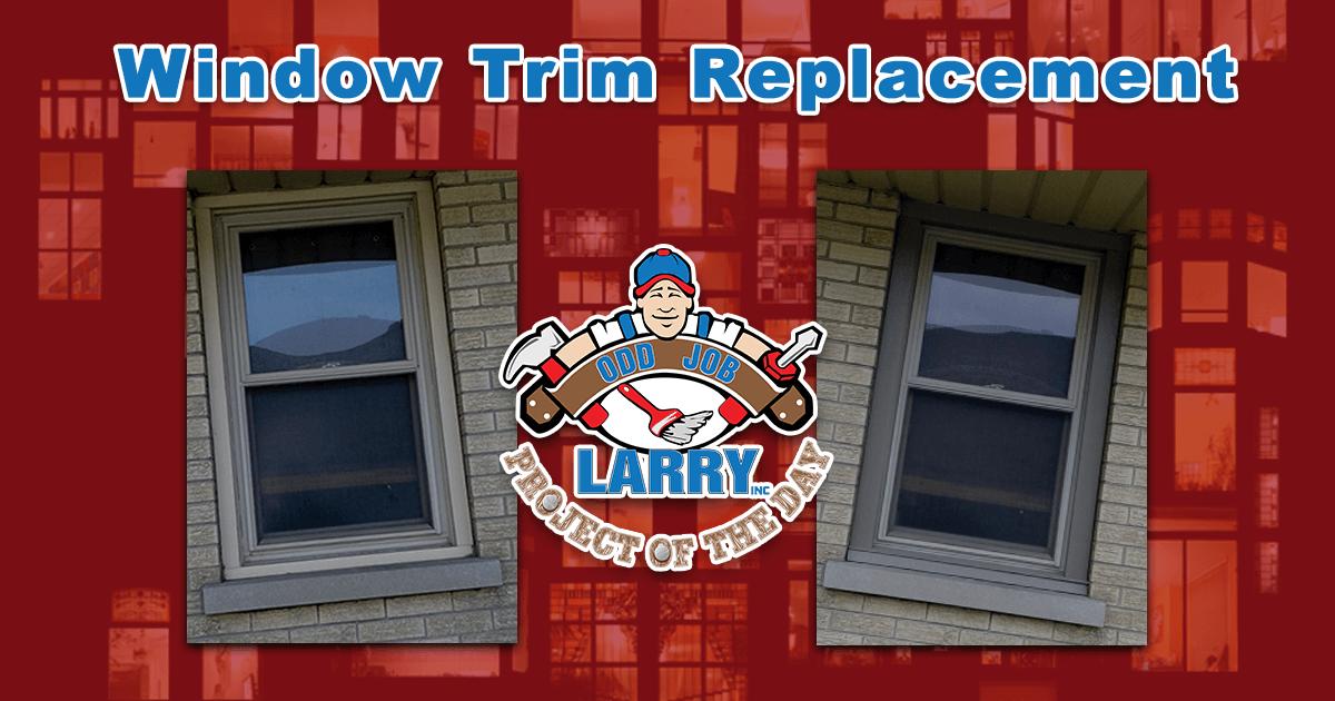 Window Trim Replacement