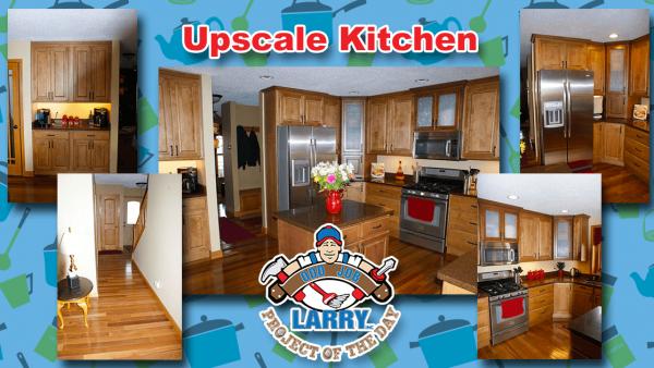 handyman upscale kitchen remodel kenosha racine lake county