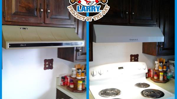 Project Of The Day Handyman Projects Odd Job Larry