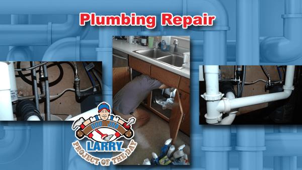 handyman plumbing repair Kenosha Racine & Lake County