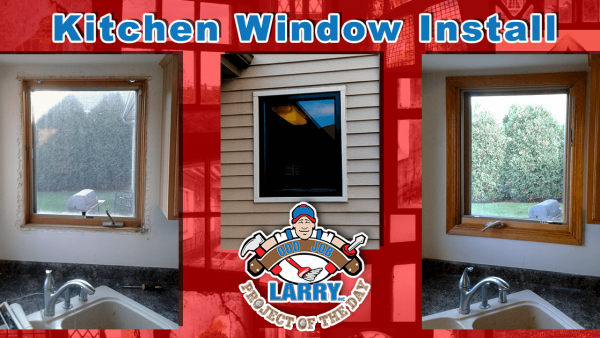 handyman kitchen window installation kenosha racine & lake county