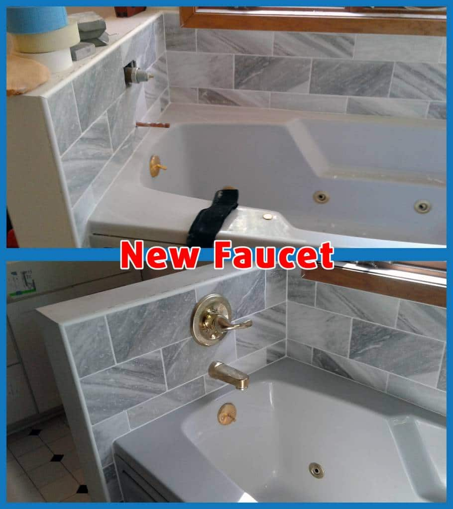 Updated Tub Tiles