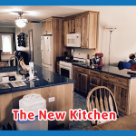 Finished Kitchen Remodel