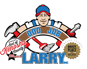 odd job larry, best place to work, best of kenosha home improvement