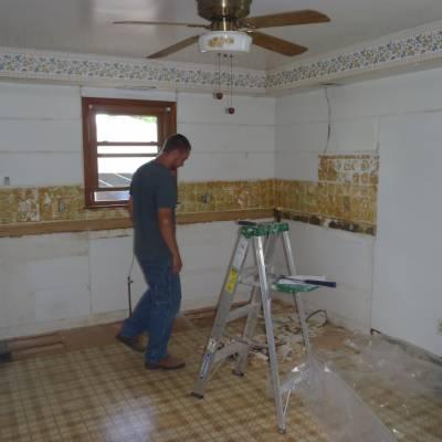 odd job larry, kenosha remodeling, kitchen remodeling kenosha