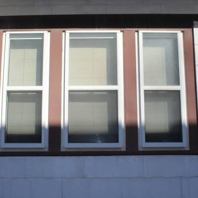 siding, remodel, wrap, before, windows, re-siding