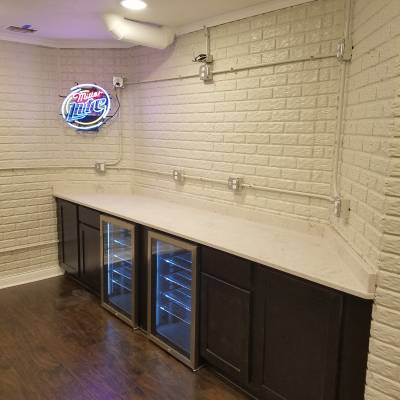home bar, basement, remodel, fix, renovation, bar, handyman, contractor