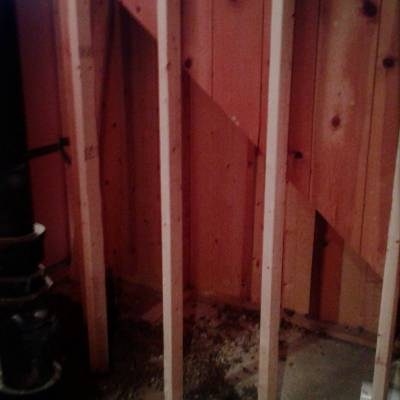 framing walls, framing, walls, bathroom, restroom