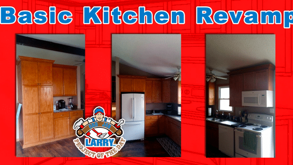 handyman basic kitchen remodel kenosha