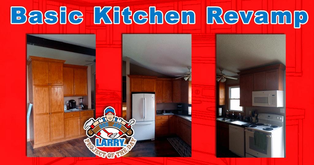 Basic Kitchen Revamp