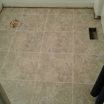 bathroom renovations, bathroom remodel, floor, bathroom floor, flooring, trim
