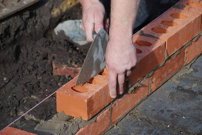 bricklayer in kenosha, bricklaying service