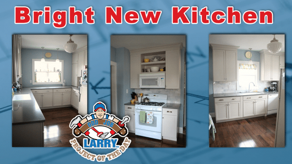 handyman kitchen renovation and remodel kenosha