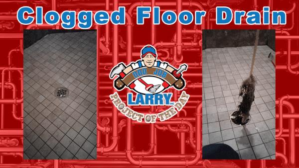 handyman clogged drain repair kenosha