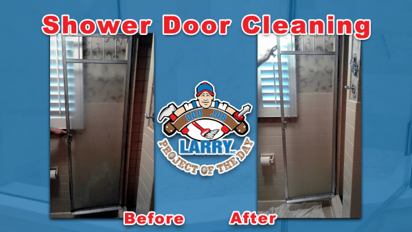 handyman shower deep cleaning in vernon hills