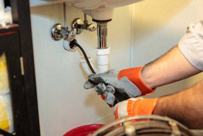 sink trap cleaning, sink drain cleaning kenosha