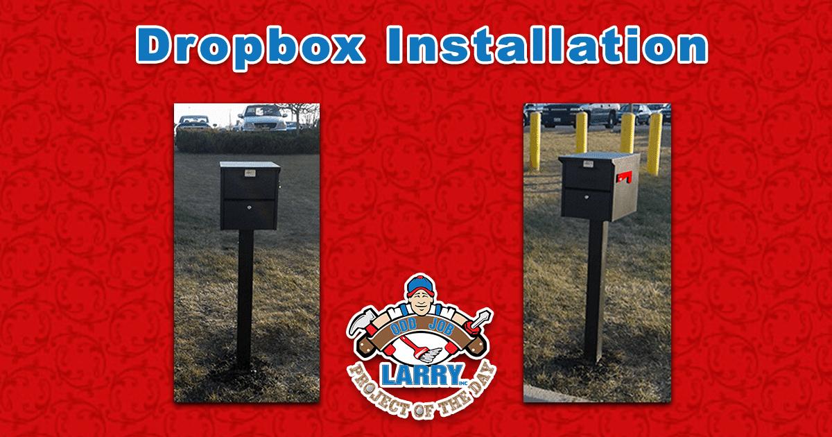Business Dropbox Installation