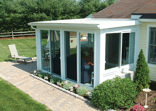 sunroom kenosha, all season porch kenosha, solarium room kenosha