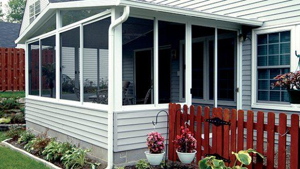 four season room kenosha, all season porch kenosha, four season room racine