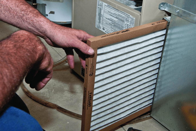 hvac filter replacement, air conditioning filter replacement