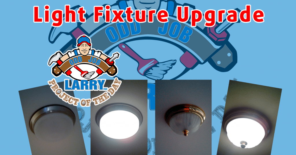Light Fixture Upgrade