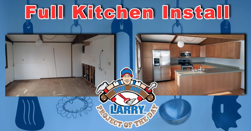 Full Kitchen INSTALL