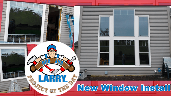 handyman new window installation