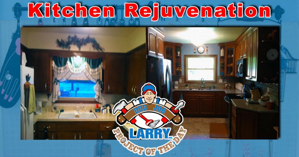 A Kitchen Rejuvenation