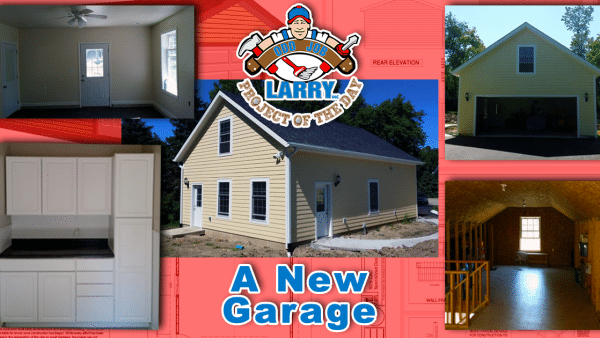 handyman garage addition building