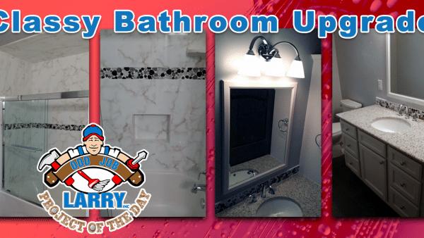 handyman bathroom remodel tile and shower work