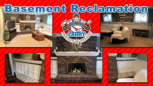 handyman basement remodel