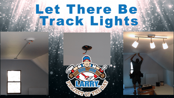 handyman track light installation kenosha