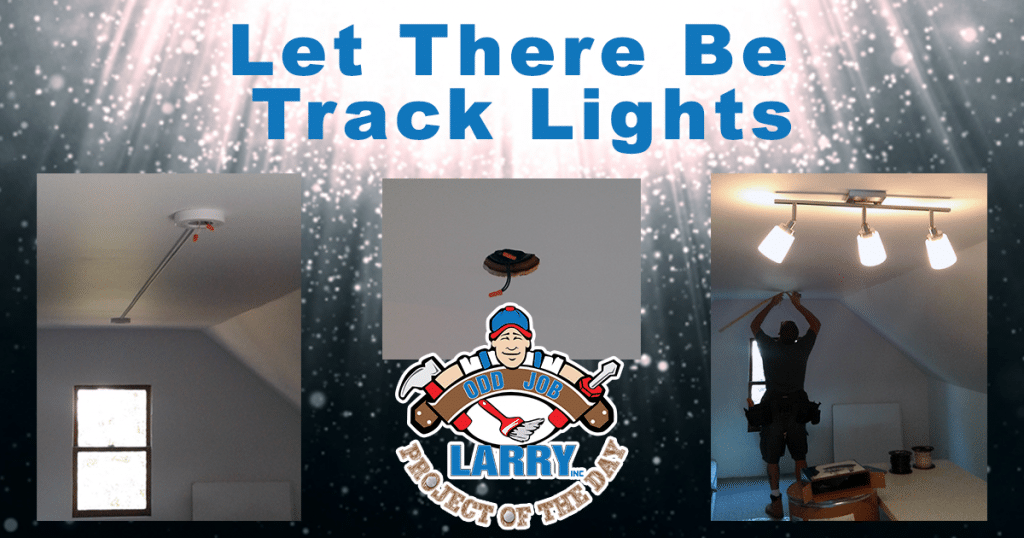 Need Track Lighting?