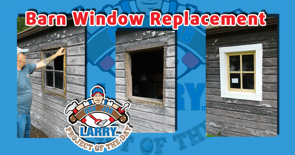 Barn Window Replacement