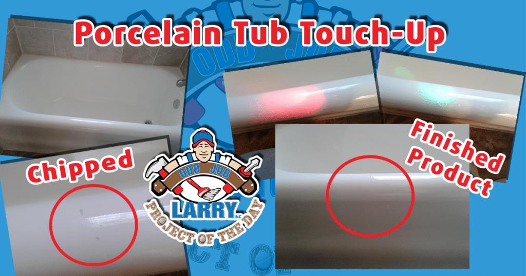 Porcelain Tub Repair