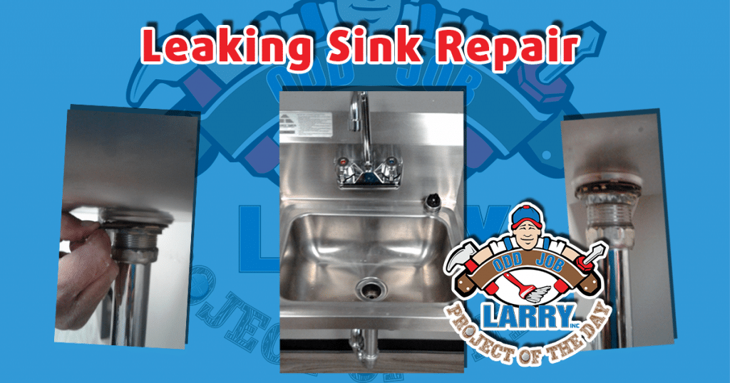 Sink Drain With Bad O-Ring