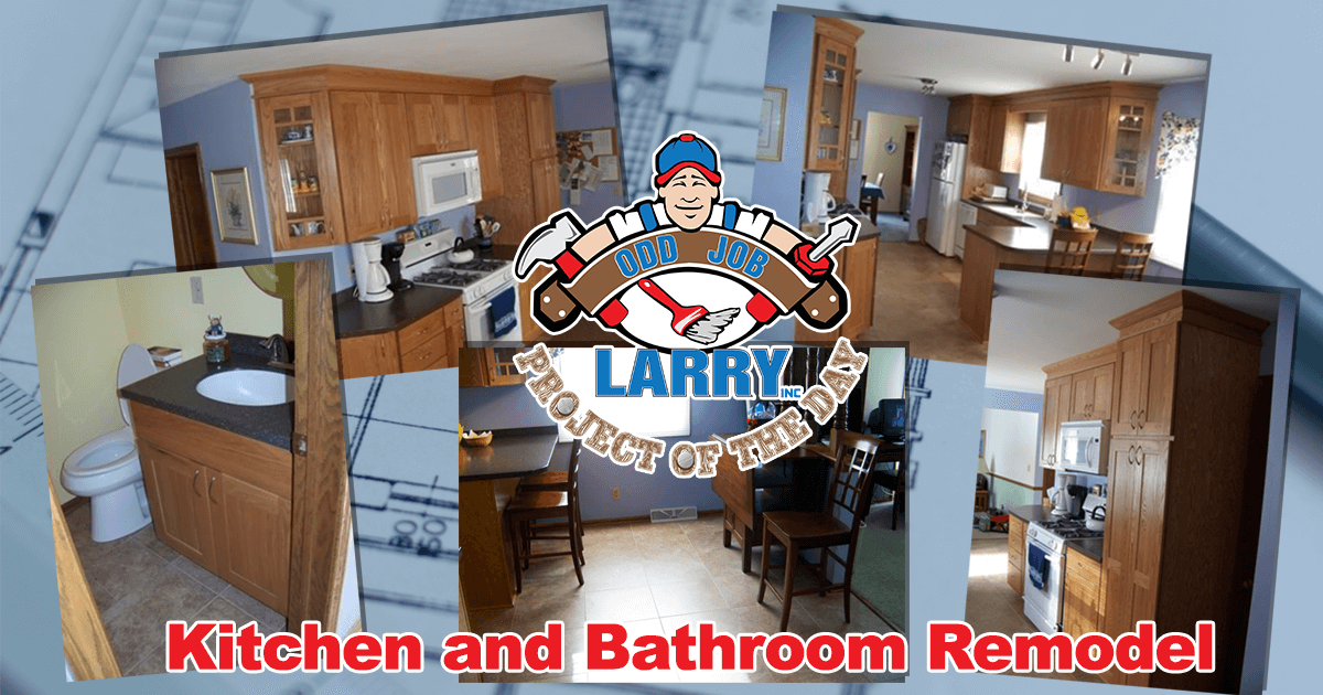 Kitchen and Bathroom Remodel