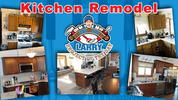 handyman complete kitchen renovation and install