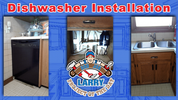 handyman dishwasher installation