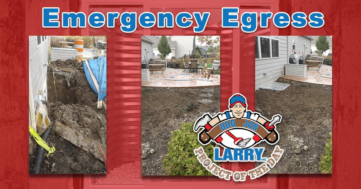 Emergency Exit Egress
