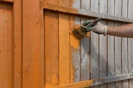 exterior painting kenosha, fence staining kenosha