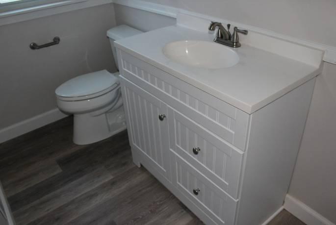 Bathroom Remodeling Remodeling Odd Job Larry Kenosha - Bathroom remodel kenosha