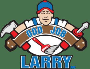Odd Job Larry logo