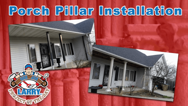 handyman pillar installation waukegan and lake county