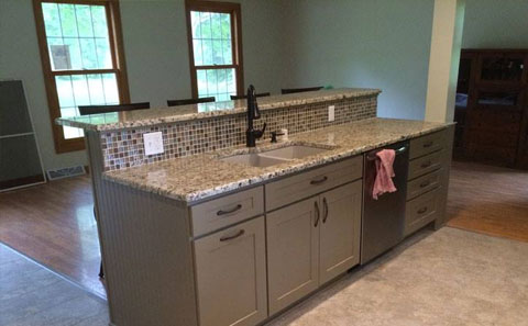 kitchen remodeling contractors kenosha, kitchen restoration kenosha
