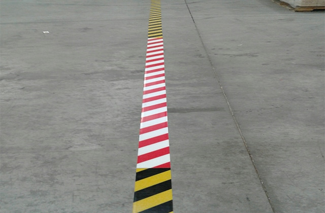 Warehouse Safety Tape