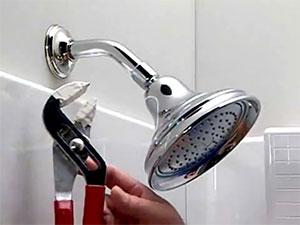shower head replacement kenosha, shower head installation kenosha